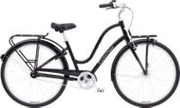 Electra Townie Commute 7i EQ Ladies M BLACK - 2-Rad-Sport Wehrle