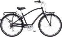 Electra Townie Commute 8D EQ Mens M MATTE BLACK - Fahrräder, Fahrradteile und Fahrradzubehör online kaufen | Allgäu Bike Sports Onlineshop