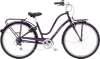 Electra Townie Commute 8D EQ Ladies M AUBERGINE - 2-Rad-Sport Wehrle