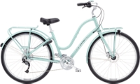 Electra Townie Commute 27D EQ Ladies M MINERAL BLUE - 2-Rad-Sport Wehrle