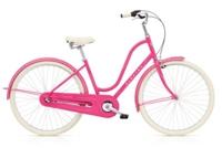 Electra Amsterdam Original 3i Ladies 700c Deep Pink - Rennrad kaufen & Mountainbike kaufen - bikecenter.de