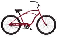 Electra Cruiser 1 Mens NON-US 26 wheel Red Metallic - Fahrräder, Fahrradteile und Fahrradzubehör online kaufen | Allgäu Bike Sports Onlineshop