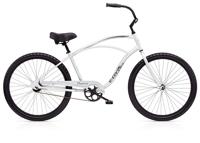 Electra Cruiser 1 Mens NON-US 26 wheel Silver - Fahrräder, Fahrradteile und Fahrradzubehör online kaufen   Allgäu Bike Sports Onlineshop