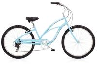 Electra Cruiser 7D Ladies 26 wheel Light Blue - Fahrräder, Fahrradteile und Fahrradzubehör online kaufen   Allgäu Bike Sports Onlineshop