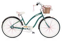 Electra Gypsy 3i Ladies 26 wheel Forest Green - 2-Rad-Sport Wehrle