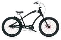Electra Straight 8 8i Mens 24 wheel Black Satin - Fahrräder, Fahrradteile und Fahrradzubehör online kaufen | Allgäu Bike Sports Onlineshop