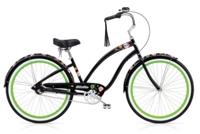 Electra Sugar Skulls 3i Ladies 26 wheel Black - Rennrad kaufen & Mountainbike kaufen - bikecenter.de