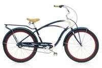 Electra Super Deluxe 3i Mens 26 wheel Navy/Cream - Rennrad kaufen & Mountainbike kaufen - bikecenter.de