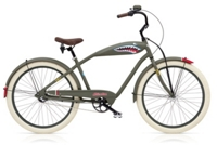 Electra Tiger Shark 3i Mens 26 wheel Midway Grey - 2-Rad-Sport Wehrle