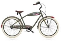 Electra Tiger Shark 3i Mens 26 wheel Midway Grey - Fahrräder, Fahrradteile und Fahrradzubehör online kaufen | Allgäu Bike Sports Onlineshop