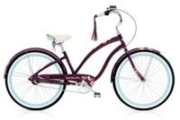Electra Wren 3i Ladies 26 wheel Aubergine - Rennrad kaufen & Mountainbike kaufen - bikecenter.de