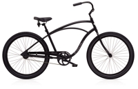 Electra Cruiser Lux 1 Mens 26 wheel Matte Black - 2-Rad-Sport Wehrle