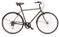 Electra Loft 7D Mens L Matte Khaki - 2-Rad-Sport Wehrle