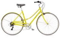 Electra Loft 7D Ladies M Citrine - Fahrräder, Fahrradteile und Fahrradzubehör online kaufen | Allgäu Bike Sports Onlineshop