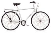 Electra Loft 7i Mens M Brushed Aluminum - 2-Rad-Sport Wehrle
