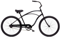Electra Cruiser 1 24in Mens 24 wheel Black Stain - 2-Rad-Sport Wehrle