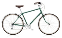 Electra Ticino 8D Mens 700c wheel large Racing Green - Fahrräder, Fahrradteile und Fahrradzubehör online kaufen | Allgäu Bike Sports Onlineshop