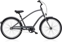 Electra Townie Original 3i EQ Mens 26 wheel Satin Graphite - Fahrräder, Fahrradteile und Fahrradzubehör online kaufen | Allgäu Bike Sports Onlineshop
