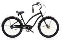 Electra  26 wheel Matte Black - 2-Rad-Sport Wehrle