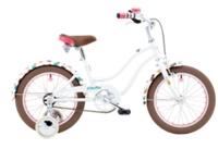 Electra Soft Serve 1 16in Girls 16 wheel White - Rennrad kaufen & Mountainbike kaufen - bikecenter.de