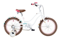 Electra Soft Serve 1 16in Girls 16 wheel White - Rennrad kaufen & Mountainbike kaufen - bikecenter.de