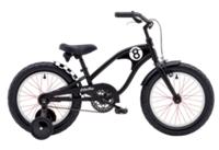 Electra Straight 8 1 16in Boys 16 wheel Matte Black - Rennrad kaufen & Mountainbike kaufen - bikecenter.de