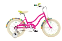 Electra Water Lily 1 16in Girls 16 wheel Bright Pink - 2-Rad-Sport Wehrle