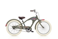 Electra Tiger Shark 1 20in Boys 20 wheel Midway Grey - 2-Rad-Sport Wehrle