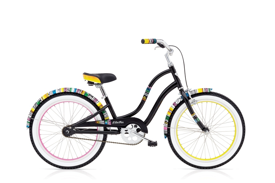 Electra Savannah 1 20in Girls 20 wheel Black - Electra Savannah 1 20in Girls 20 wheel Black
