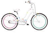 Electra Heartchya 1 20in Girls 20 wheel White - Rennrad kaufen & Mountainbike kaufen - bikecenter.de
