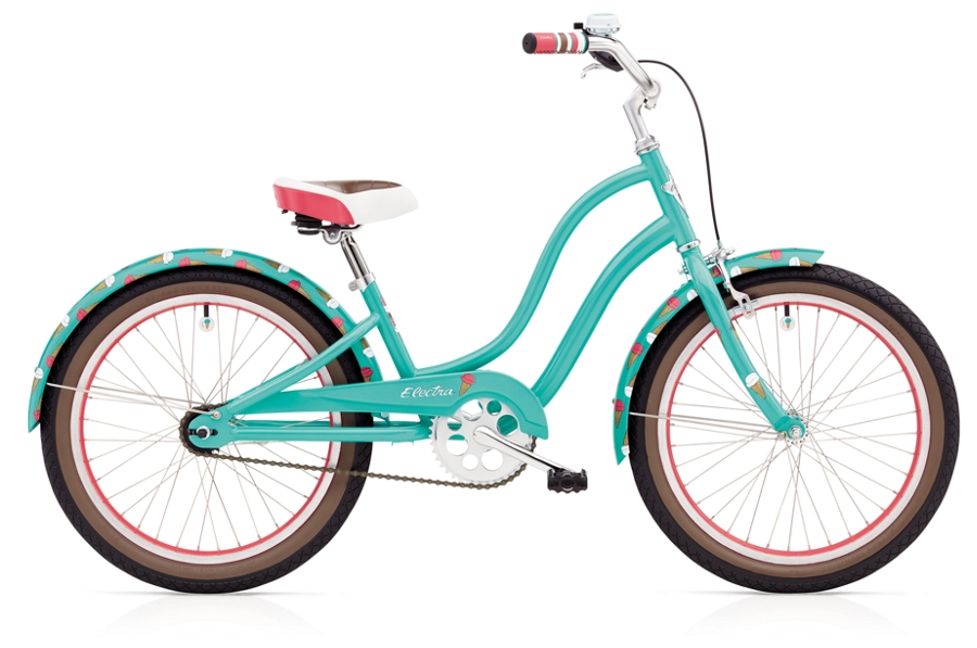 Electra Sweet Ride 1 20in Girls 20 wheel Teal - Electra Sweet Ride 1 20in Girls 20 wheel Teal