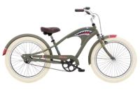 Electra Tiger Shark 3i 20in Boys 20 wheel Midway Grey - Rennrad kaufen & Mountainbike kaufen - bikecenter.de