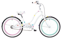 Electra Heartchya 3i 20in Girls 20 wheel White - Rennrad kaufen & Mountainbike kaufen - bikecenter.de