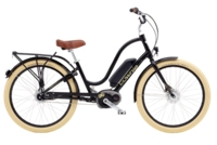 Electra Townie Go! 8i Ladies 26 Ebony - werkstatt17 bikeshop
