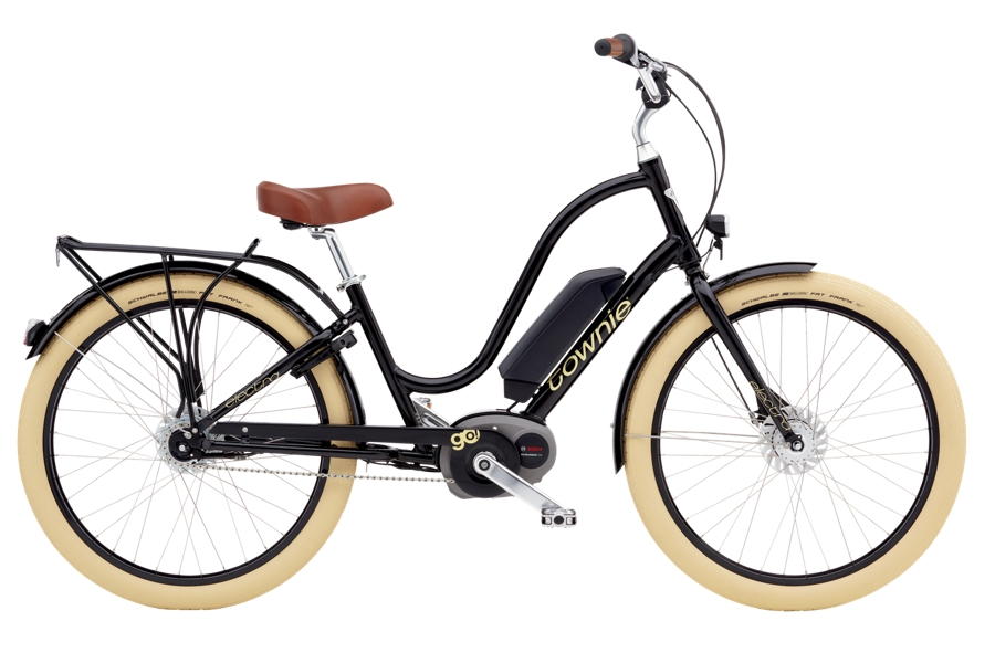 Electra Townie Go! 8i Ladies 26 Ebony - Electra Townie Go! 8i Ladies 26 Ebony