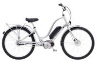 Electra Townie Go! 8i Ladies 26 Polished Silver - Fahrräder, Fahrradteile und Fahrradzubehör online kaufen | Allgäu Bike Sports Onlineshop