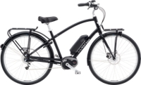 Electra Townie Commute Go! 8i Mens M BLACK - 2-Rad-Sport Wehrle