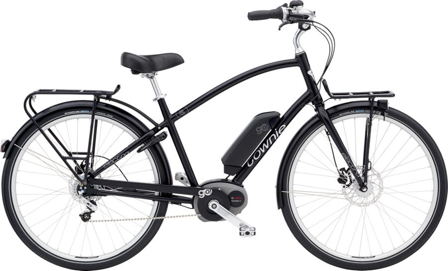 Electra Townie Commute Go! 8i Mens M BLACK - Electra Townie Commute Go! 8i Mens M BLACK