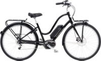 Electra Townie Commute Go! 8i Ladies M BLACK - 2-Rad-Sport Wehrle