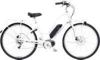 Electra Townie Commute Go! 8i Ladies M WHITE - 2-Rad-Sport Wehrle