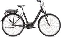 Diamant Achat+ TIE XS Obsidianschwarz Metallic - Bike Maniac