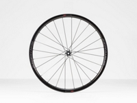 Bontrager Vorderrad Aeolus XXX 2 TLR Disc 12T Black/Red - Bike Maniac