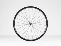 Bontrager Vorderrad Aeolus XXX 2 Disc 12T Tub Black/Red - Bike Maniac