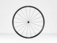 Bontrager Vorderrad Aeolus XXX 2 Tubular Black/Red - Bike Maniac