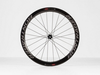 Bontrager Vorderrad Aeolus XXX 4 TLR Disc 12T Black/Red - Bike Maniac