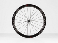 Bontrager Hinterrad Aeolus XXX 4 TLR Disc Shim11 Black/Red - Bike Maniac
