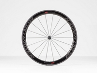 Bontrager Vorderrad Aeolus XXX 4 TLR Black/Red - Bike Maniac