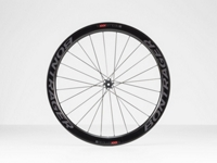 Bontrager Vorderrad Aeolus XXX 4 Disc 12T Tub Black/Red - Bike Maniac