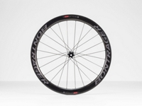Bontrager Hinterrad Aeolus XXX 4 Disc Tub Shim11 Black/Red - Bike Maniac