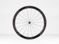 Bontrager Vorderrad Aeolus XXX 4 Tubular Black/Red - Bike Maniac